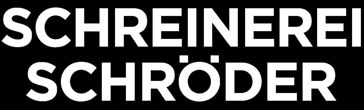 SCHREINEREI SCHRÖDER